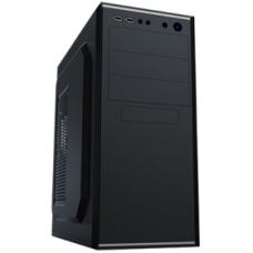IT-ON AG4404-450H Intel Pentium G4400/4Gb/1000Gb/GB-H110/450W/U2/NoDVD/NoOS