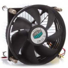 Кулер DEEPCOOL CK-11508 Soc-1151/1155 (TDP 65W, Al/92mm, 30.1dBA, 3pin, винты) RTL