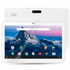 """GINZZU GT-1015 3G 10.1"""" 1024x600/SC7731 4x1.3GHz/1Gb/8Gb/2-SIM/WiFi/Cam/2-SIM/5000mAh/And7.0/White"""
