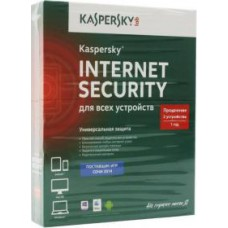 ПО Антивирус Kaspersky Internet Security Multi-Device Russian Edition. 2-Device 1 year Продление Box