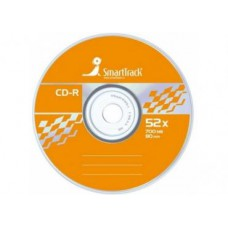 Диск CD-R 700MB SMARTTRACK 80 min 52x CB-10/200/10шт.