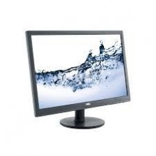 "Монитор AOC 24"" E2460SH 1920x1080 1ms 20M:1 250 кд/м2 LED 16:9 170/160 VGA DVI HDMI MM Black"