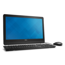 "Моноблок DELL Inspiron 3052 19.5"" 1600x900/ N3150/ 2Gb/ 500Gb/ HDG/ DVDRW/ WiFi/ BT4.0/ Ubuntu/ Keyboard + Mouse/ Black"